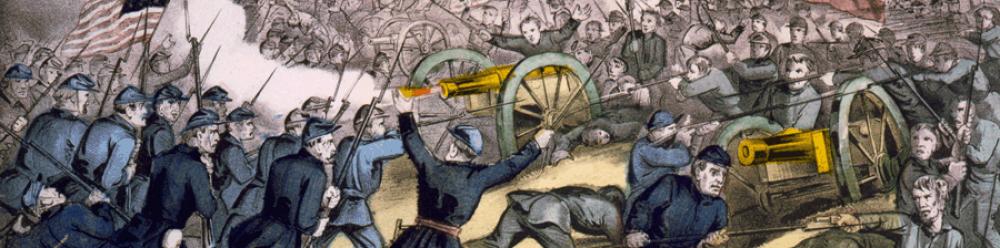 Battle of Gettysburg Epic Poem